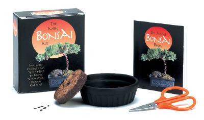 The Mini Bonsai Kit By King, Robert